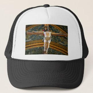 Christ Crucified Trucker Hat