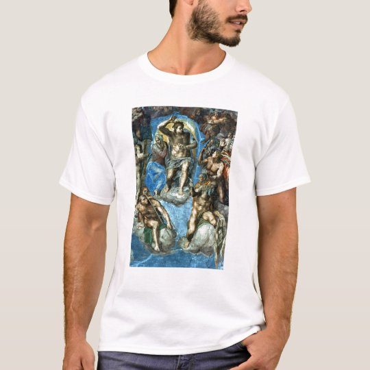 Christ, detail from 'The Last Judgement' T-Shirt