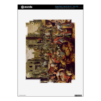 Christ displayed to the people decal for iPad 3
