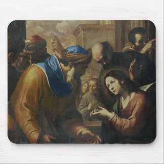 Christ Disputing with the Doctors, c.1660's Mouse Pad