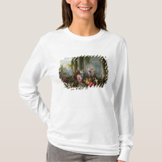 Christ Driving the Merchants from the Temple T-Shirt
