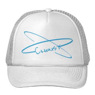 Christ-ellipse Bleu Hat