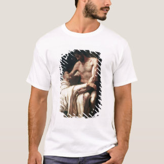 Christ Embracing St. Bernard T-Shirt