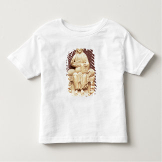 Christ enthroned, Byzantine, 10-11th century Toddler T-shirt