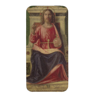 Christ Enthroned, c.1505 iPhone 5 Pouch