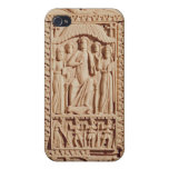 Christ Enthroned, from an Evangelistary iPhone 4 Cases