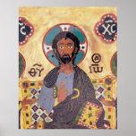 Christ Enthroned Print