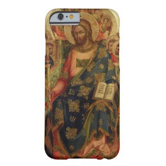 Christ Enthroned with Saints and Angels Handing th Barely There iPhone 6 Case