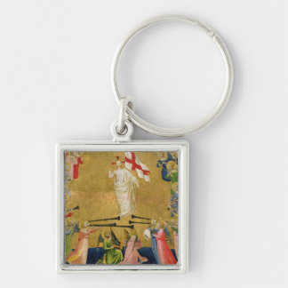 Christ Glorified in the Court of Heaven, 1423-24 Keychain