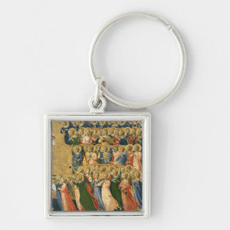 Christ Glorified in the Court of Heaven Keychain