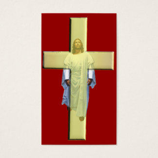 Christ Has Paid For Your Sins Business Card