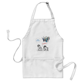 Christ Has Risen - AGAIN??? Adult Apron