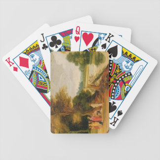 Christ Healing the Blind Man Bicycle Playing Cards