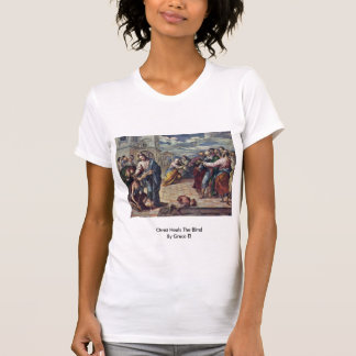 Christ Heals The Blind By Greco El T-shirt