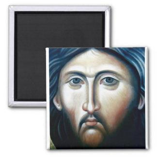 Christ Icon Magnet1 Fridge Magnet