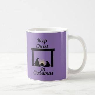 Christ In Christmas Mugs/Cups Coffee Mug