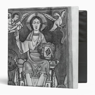 Christ in Majesty, from a Benedictional Binders