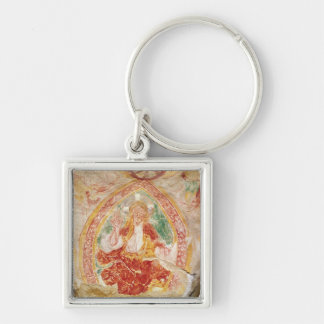 Christ in Majesty Keychain