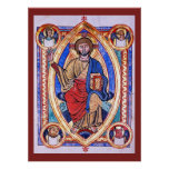 Christ in Majesty Poster