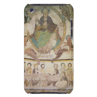 Christ in Majesty with Four Evangelical Symbols an iPod Touch Covers