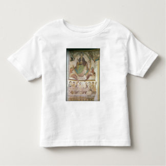 Christ in Majesty with Four Evangelical Symbols an Tee Shirts