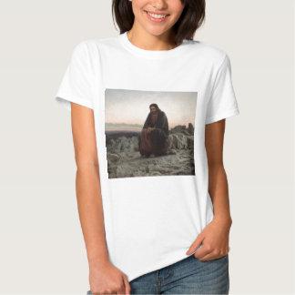 Christ in the Desert T-shirt