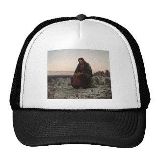 Christ in the Desert Trucker Hat