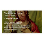 Christ In The Eucharist By Juanes Juan De (Best Qu Business Card