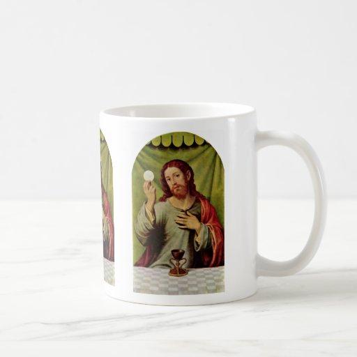 Christ In The Eucharist By Juanes Juan De (Best Qu Mug