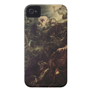 Christ in the Garden of Gethsemane 2 iPhone 4 Covers