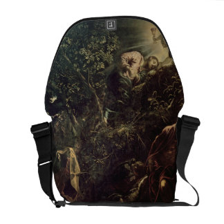 Christ in the Garden of Gethsemane 2 Courier Bag