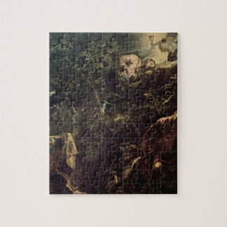 Christ in the Garden of Gethsemane 2 Puzzles