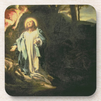 Christ in the Garden of Gethsemane 3 Drink Coaster