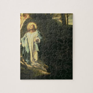 Christ in the Garden of Gethsemane 3 Puzzles