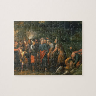 Christ in the Garden of Gethsemane Jigsaw Puzzle