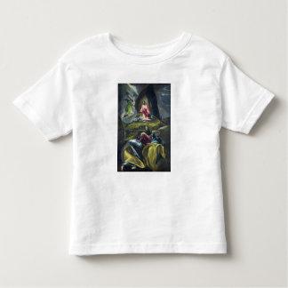 Christ in the Garden of Olives Toddler T-shirt