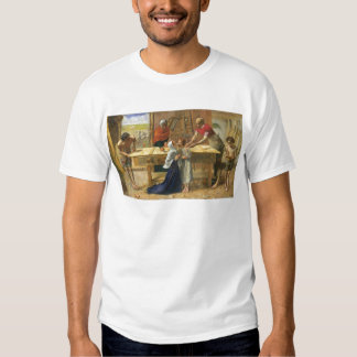 Christ In The House Of His Parents Tees
