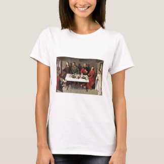 Christ in the House of Simon circa 1440-1450 T-Shirt