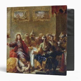 Christ in the House of Simon the Pharisee, 1660 Vinyl Binders