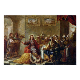 Christ in the House of Simon the Pharisee, 1660 Poster