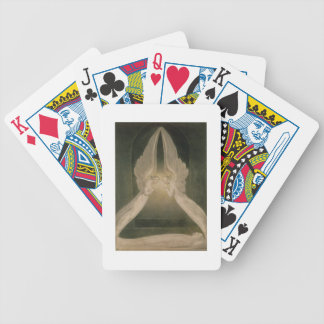 Christ in the Sepulchre, Guarded by Angels Bicycle Playing Cards