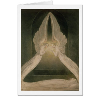 Christ in the Sepulchre, Guarded by Angels Card