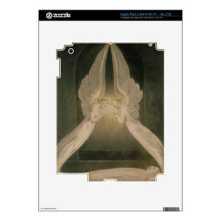 Christ in the Sepulchre, Guarded by Angels iPad 3 Decal