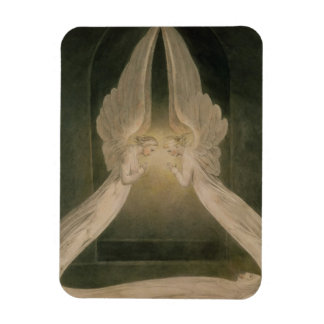 Christ in the Sepulchre, Guarded by Angels Magnet