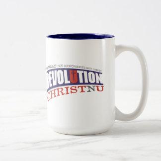 Christ In You Two-Tone Coffee Mug