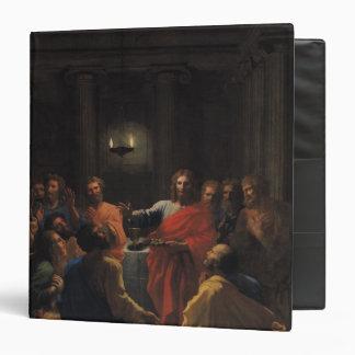 Christ Instituting the Eucharist Binder