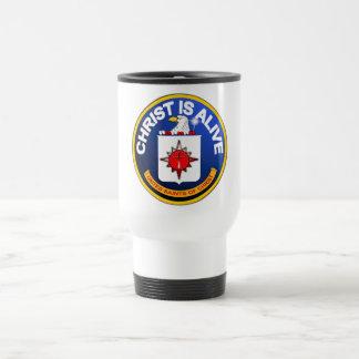 Christ Is Alive – C.I.A. icon look-alike Coffee Mug