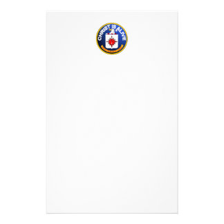 Christ Is Alive - C.I.A. icon look-alike Stationery