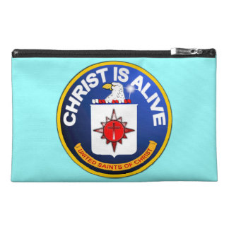 Christ Is Alive - C.I.A. icon look-alike Travel Accessory Bags