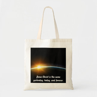 Christ Is Always The Same Tote Bag